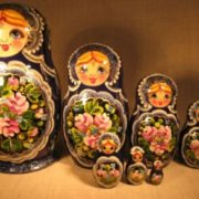 Lovely Matryoshka