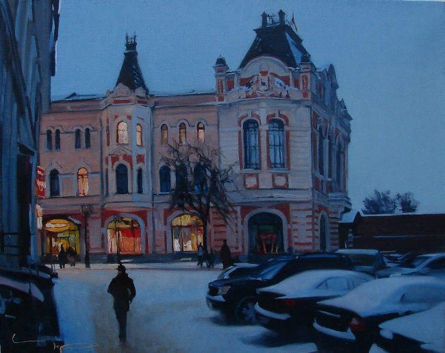 Lovely Nizhny Novgorod by Alexei Chernigin