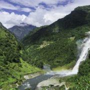 Nuranang Falls, Tawang, India