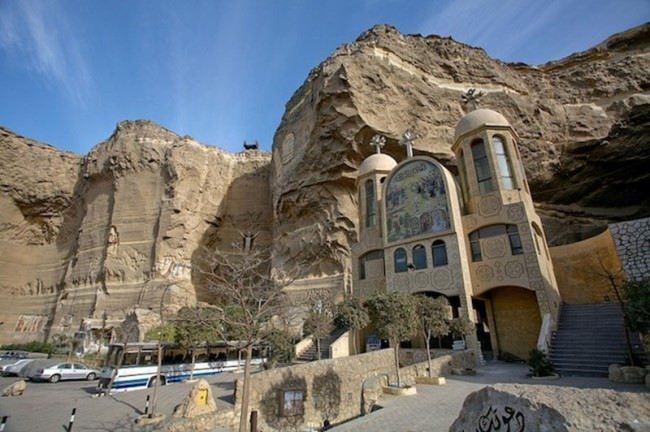 Old Cairo, Coptic Cairo