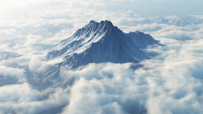 Olympus is the highest mountain