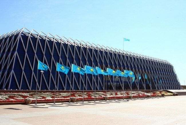 Palace of Independence in Astana