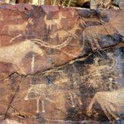 Petroglyphs of Tamgaly-Tas