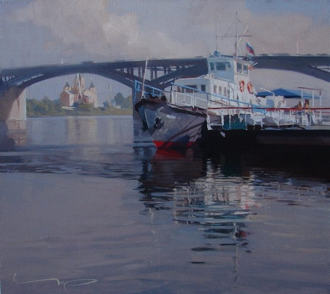 Pretty Nizhny Novgorod by Alexei Chernigin