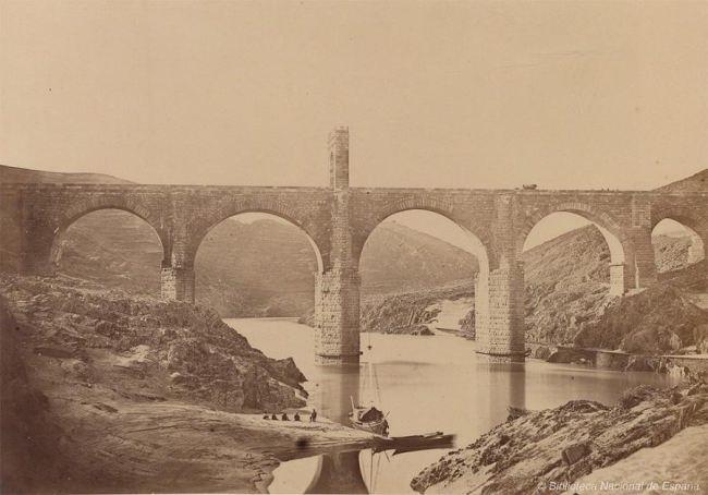 Puente Trajan, Spain
