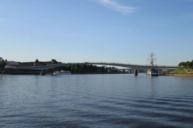 River Volkhov and Lake Ilmen