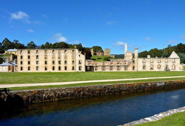 Separate Prison at Port Arthur