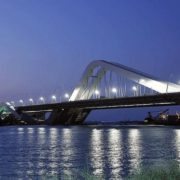 Sheikh Zayed Bridge, United Arab Emirates, Dubai