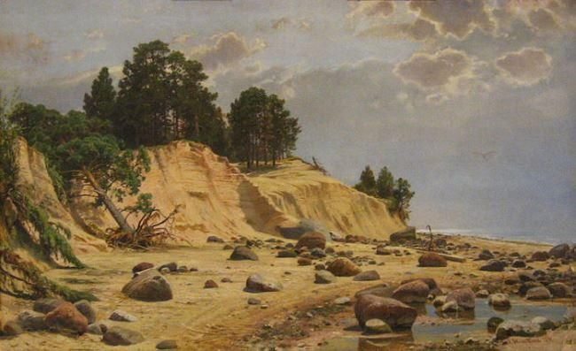 Shishkin. After the storm