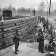 Soldiers at the Wall