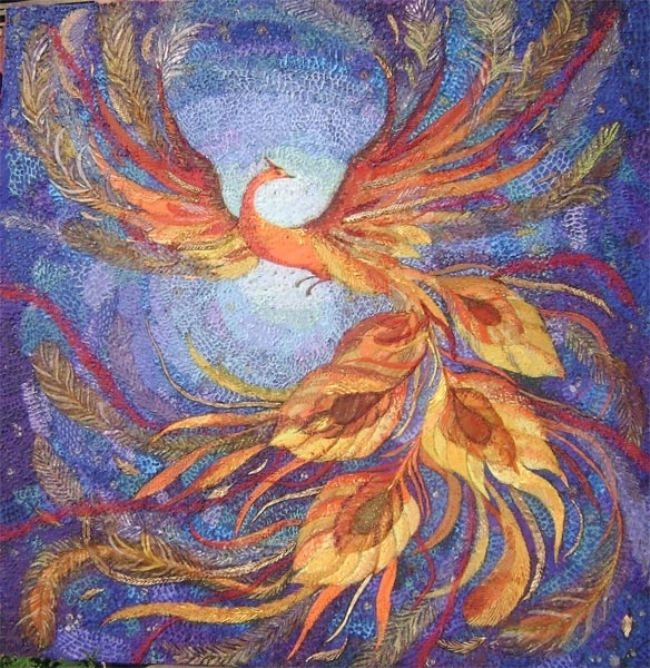 Stunning Firebird
