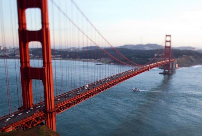 The Golden Gate, San Francisco