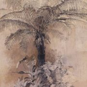 Tropical plants. The treelike fern. Alexey Savrasov