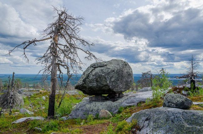 Vottovaara - the most mysterious mountain of Karelia
