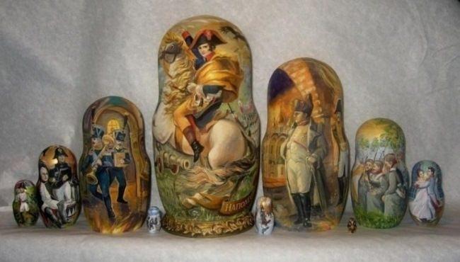 War of 1812. Albina Zolotovskaya