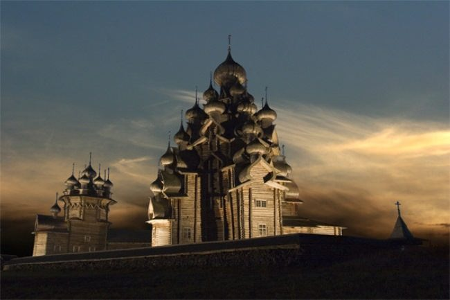 Wonderful Kizhi Island