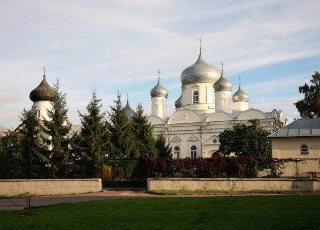 Zverin-Pokrovsky Monastery