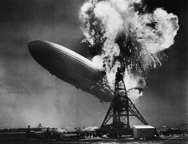 Airship Hindenburg