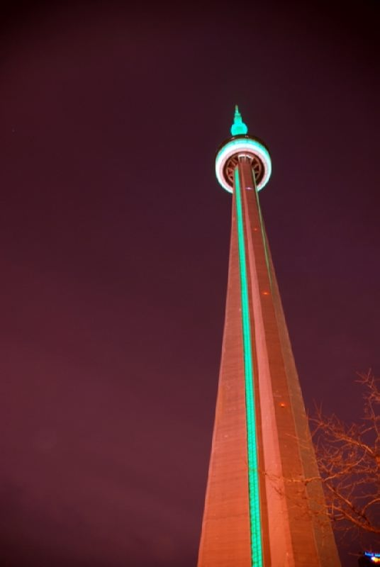 Amazing CN Tower