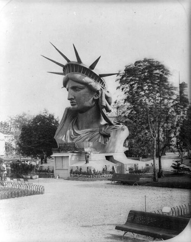 Amazing Statue of Liberty