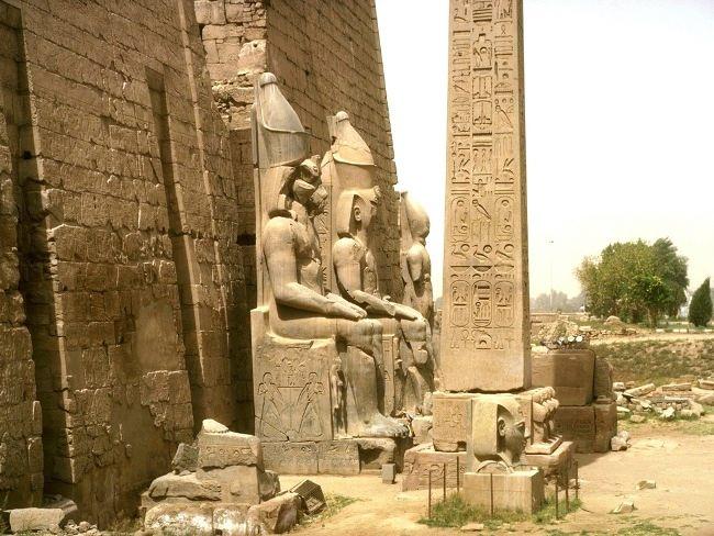 Astonishing Abu Simbel Temple