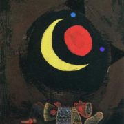 Bright Dream. Original - Paul Klee, The Strong Dream
