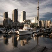 Charming CN Tower