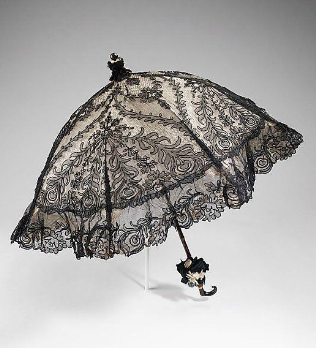 Charming umbrella