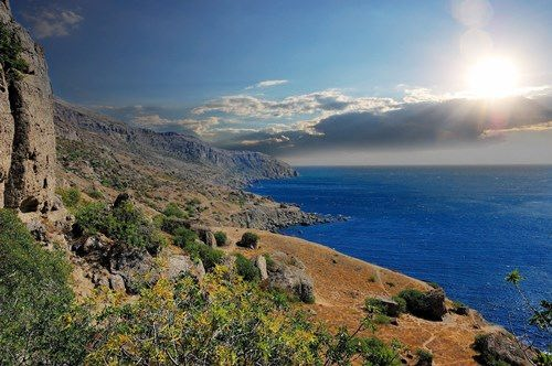 Crimea - between Europe and Asia