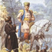 Crimean Tatars. E. Korneev, 1809