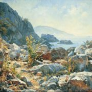 Crimean shore. Vasily Nesterenko