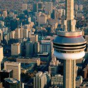 Cute CN Tower