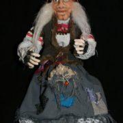 Doll Baba Yaga