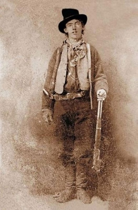 Fort Sumner from New Mexico. Billy Kid, $ 2.3 million