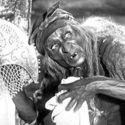 George Millyar as Baba Yaga