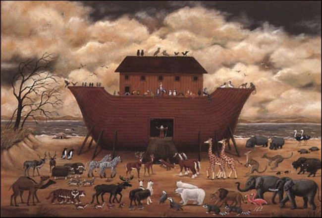 Gorgeous Noah's Ark