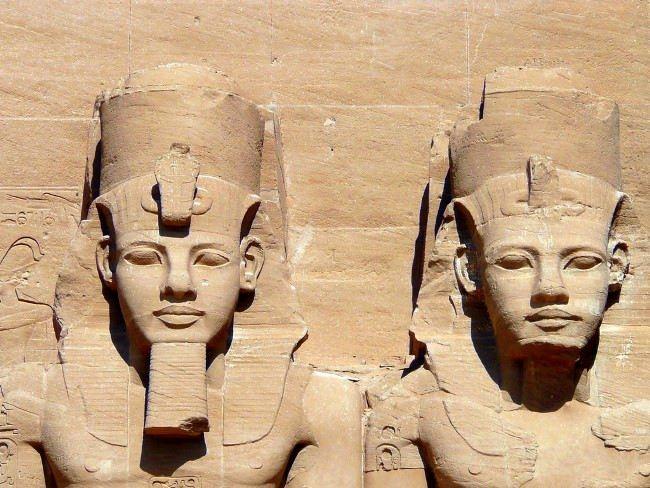 Great Abu Simbel Temple