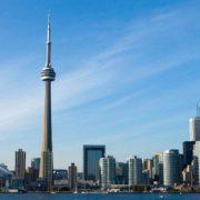 High CN Tower