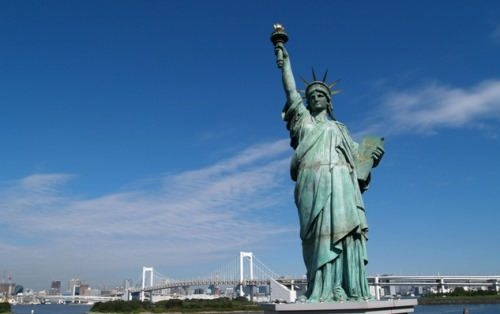 History of Statue of Liberty
