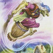 Infamous Baba-Yaga