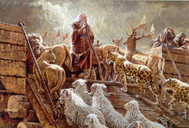 Interesting Noah's Ark