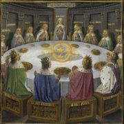 Knights of the Round Table and Holy Grail