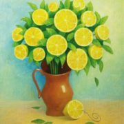 Lemon bouquet by Vitaliy Urzhumov