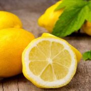 Lovely lemon