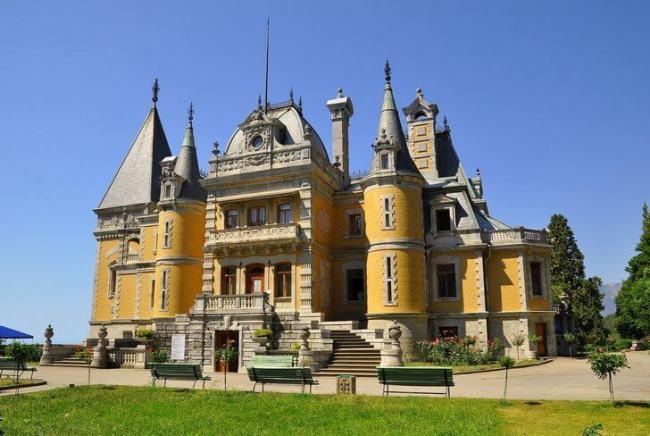 Massandra Palace