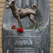 Monument to Laika