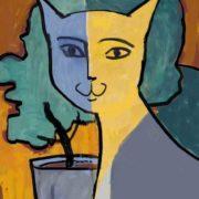 Original - Henri Matisse, Portrait of Lydia Delectorskaya