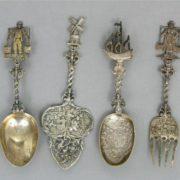 Pretty spoons