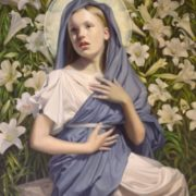 The youth of Mary