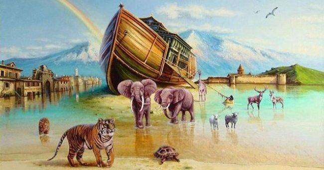 Wonderful Noah's Ark